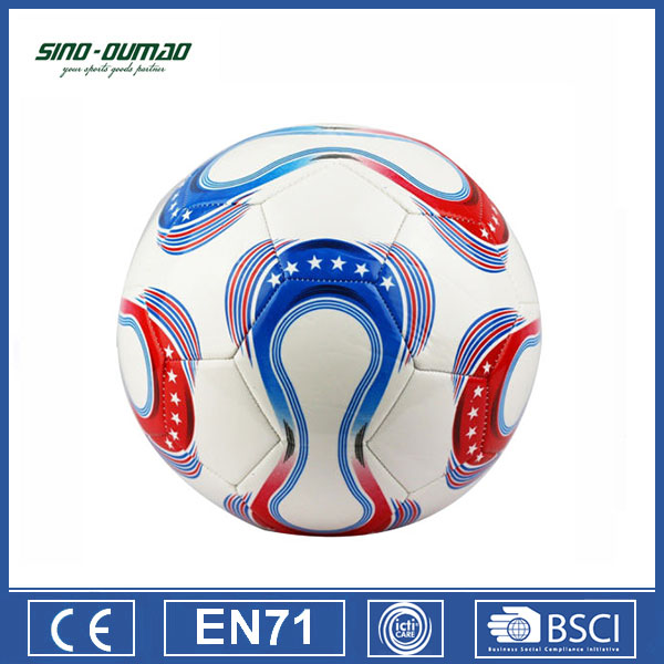 2018 World Cup Waterproof Custom Soccer Ball Size 5