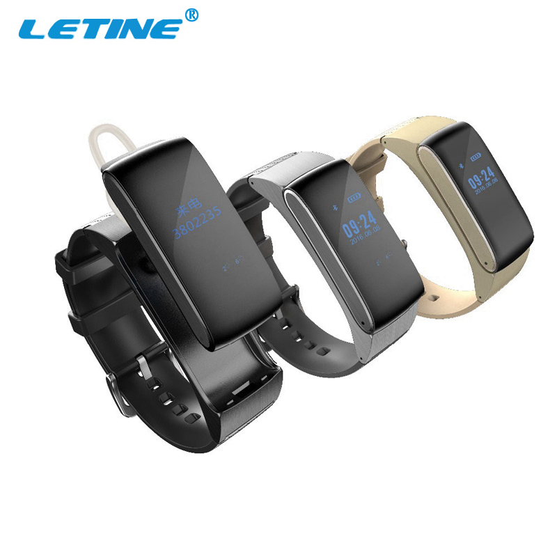 2016 Neoon New Earphone Type Gift Item <strong>Bluetooth</strong> 4.0 Smart Wristband support iOS Andorid DF22 Calling Smart Watch