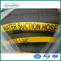Water hose Smooth/fabric cover flexible rubber air hose pipe