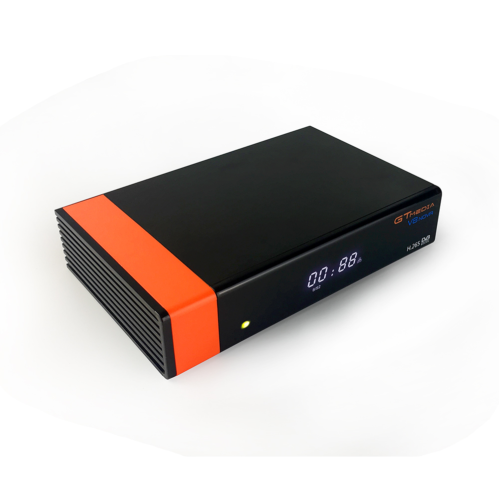 GTMedia V8 Nova DVB-S2 Freesat <strong>Satellite</strong> Receiver H.265 built-in WIFI TV Box
