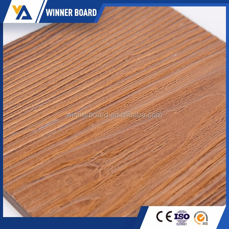Fiber Cement Siding / External Wall Board / Wall Panel