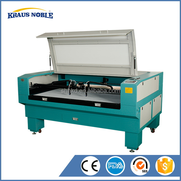 The Most Popular Crazy Selling dual heads laser cutting machine