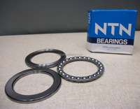 NTN 51113 Thrust Bearing 65x90x18 mm