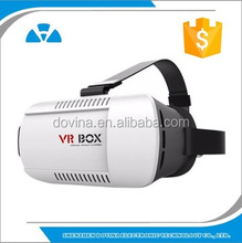 VR Box 2.0 Version Headset with Bluetooth Remote Controller