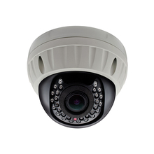 2.8-12mm Varifocal IR LED Starlight 1080P Outdoor Security IP Camera 2MP Sony Starvis IMX291 Vandalproof Dome (SIP-E22-291D F)