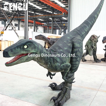 Robotic Walking Dinosaur Costume Dino Costume Adult
