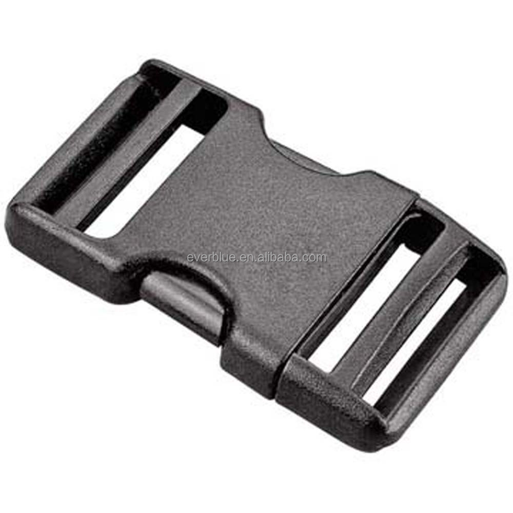 20MM/25MM/32MM/38MM/50MM plastic side release buckle