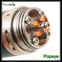 Nice design best price airflow control atomizer Popeye e cig wholesale china