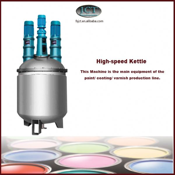 spray gun chrome paint making machinery