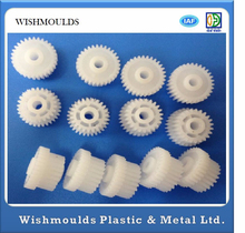 High precison Mould injected plastic nylon 13 teeth small bevel gear Manufacturer best quality plastic injection service