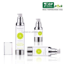 HOT top selling AS plastic empty airless bottles for sale with great quality