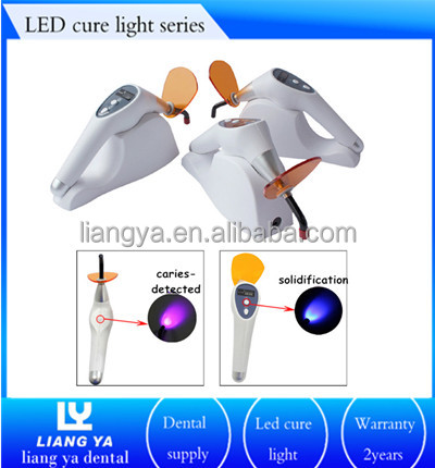 Most popular products wireless led curing light dental China most popular products China manufacturer liangya
