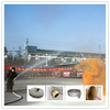 Fire proof flexible Hydrant Hose Canvas Fire Hose