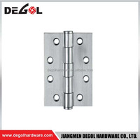 High security cylindrical hinge
