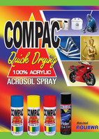 Compac Spray paint