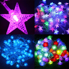 led twinkling fairy light outdoor christmas string light with copper 5 wire