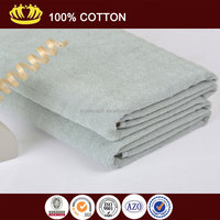 2014 new pattern 100% Easy Dry Bath Towel with Grey