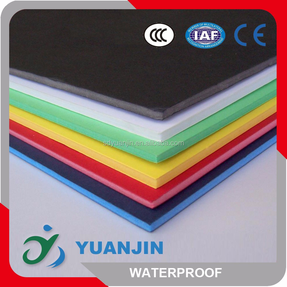 waterproof dry erase board/waterproof partition board