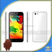3G WCDMA 850/2100MHz Strong Signal Android Smart 3G Mobile Phone with 5.0 inch Screen