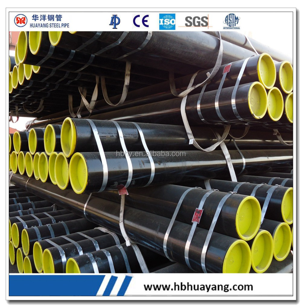 ERW steel pipe weight chart/pipe specifications/pipe sizes