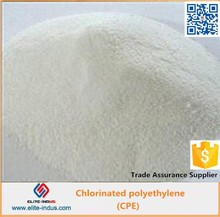Chlorinated polyethylene cpe 135A pve impact modifier for cable sheath