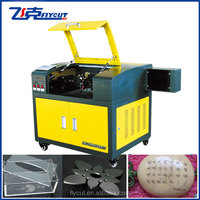 Laser Engraving Application and Water Cooling Cooling Mode mini craft laser cutting machine