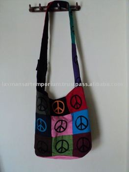 indian boho peace bags new
