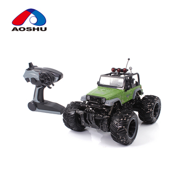 1:16 2.4G super cool four off-road vehicles toys remote controlled car for kids