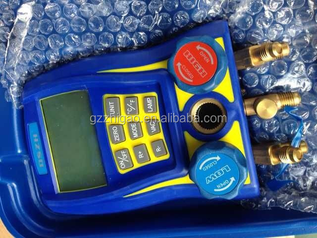 DSZH hot sale WK-6889-L digital manifold pressure gauge