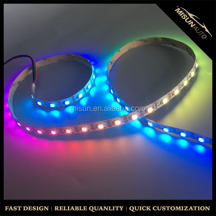 NEW Arrival universal car/automobile 85CM-LED angel eye strip LED eyebrow modify headlight accessory