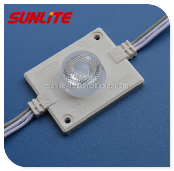 3w injection led module/ cree led module/ 1-led led modules china