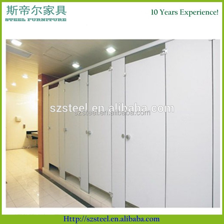 Phenolic compact board/melamine laminate /toilet partition/HPL