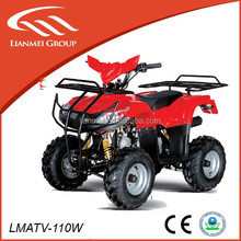 gas four wheelers for kids 110cc cheap atv for sale with EPA
