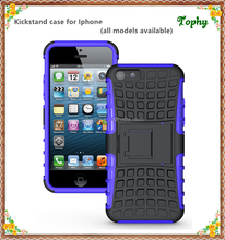 Armor Heavy Duty Hard Cover Case For Apple iPhone 5C Tough Hard Case PC+TPU Shockproof