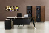 Hot sale modern office desk furniture/ Office table furniture design