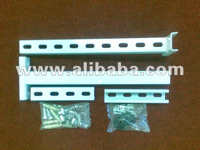 Air conditioner canter lever bracket set (Wrap Around)