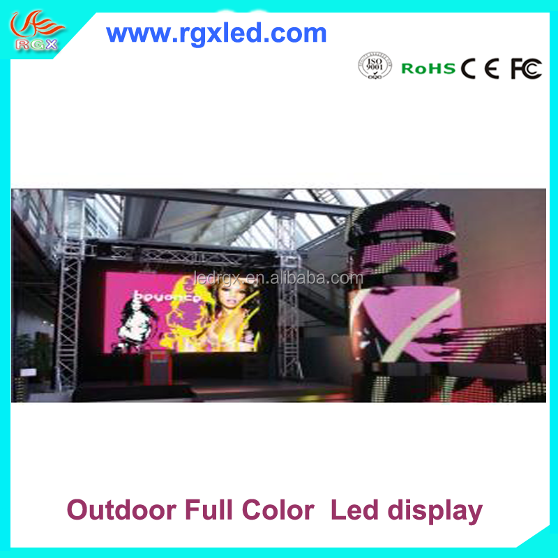RGX led display video processor / xxxx movies p6 outdoor led display in alibaba cn