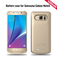4200mah Power Bank Battery Case For Samsung Galaxy Note 5,For Samsung Galaxy Note 5 Battery Case
