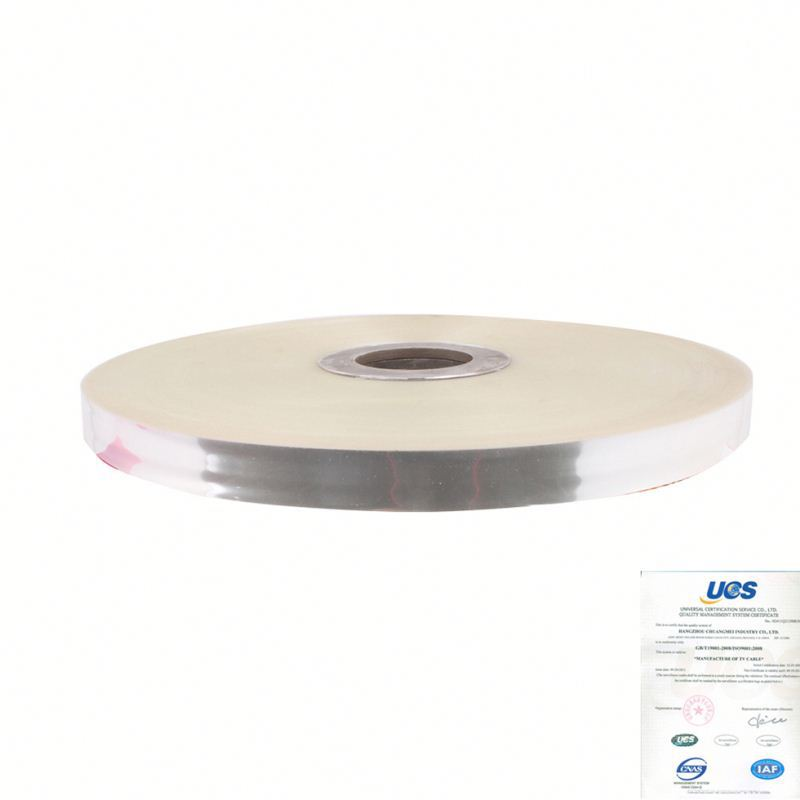 High Extension Flexibility Aluminum Foil Mylar Tape(AL-PET-AL) Aluminum Foil Polyester Film with bonded Aluminum Foil Laminated