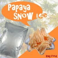 Papaya Ice Blended Powder