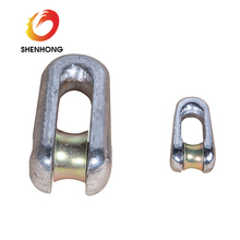 Steel Rotating Electric Cable Connector Swivel Connector