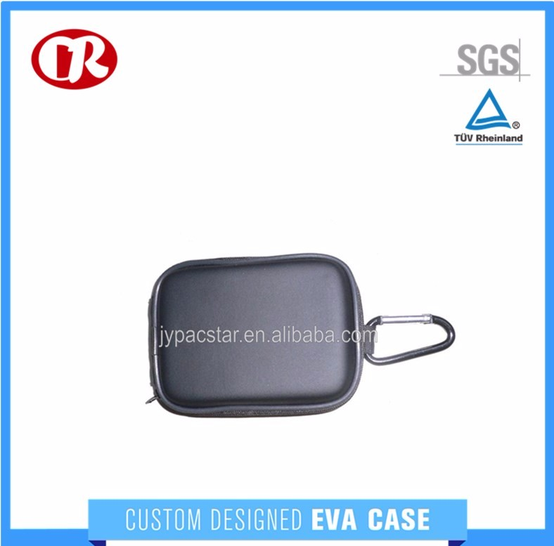 Hard waterproof easy carrying essential EVA camera protective cases