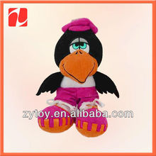 Most marketable HOT plush stuffed soft toy birds in china shenzhen OEM