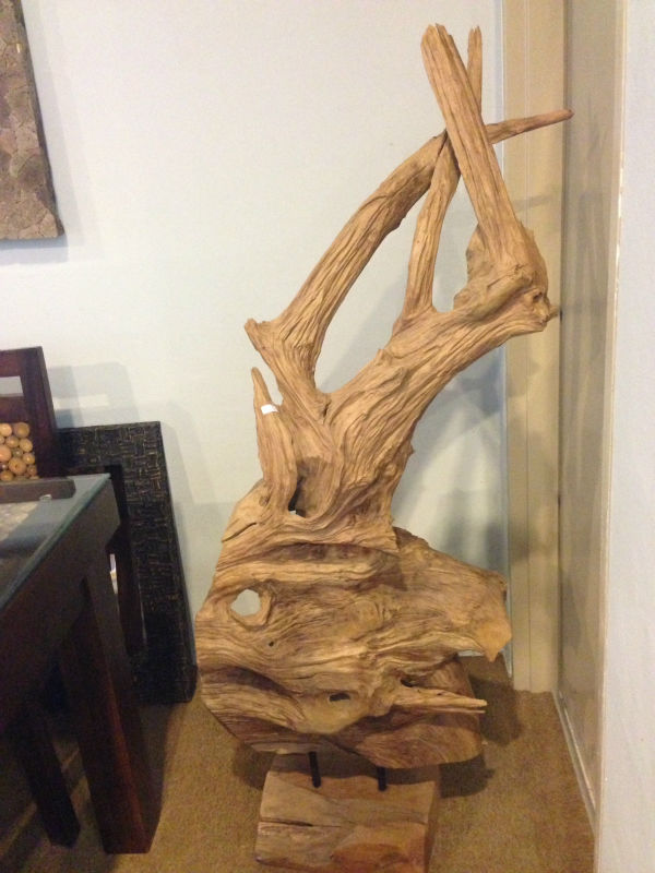 Teakwood Artwork