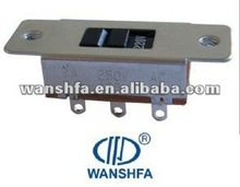 'SS-12E04 mini slide switch