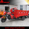 motorised tricycle/three wheel cargo tricycle/gas three wheel motorcycle
