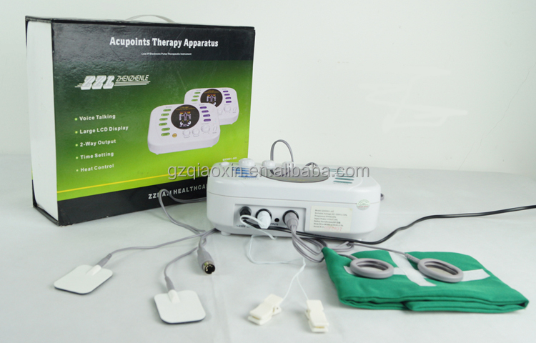 2016 New luxurious type with professional quality heating therapy electronic <strong>massager</strong>
