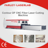 High power aluminum laser cutting machine