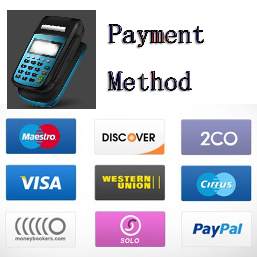 Customized 80mm thermal printer barcode reader cash dispensing machine payment kiosk