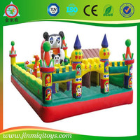 Nice and durable used party jumpers for sale china inflatable games JMQ-J111C